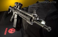 Ruger SR-762 7.62mm NATO Rifle | Gun Preview #gunreview #ruger #rifle
