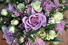 Bukiet ślubny, subtelny fiolet Floral Wreath, Bouquet, Wedding Inspiration, Wreaths, Home Decor, Homemade Home Decor, Flower Crown, Bouquet Of Flowers, Bouquets