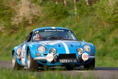 Alpine A110 Group 4
