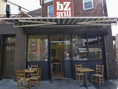 BZ Grill, Astoria. Best Gyro in New York City.