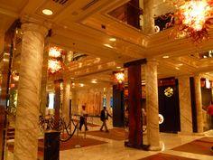 Inside The Golden Nugget, Las Vegas