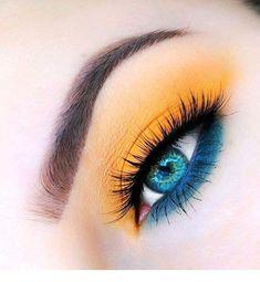 Make Up; Make Up Looks; Make Up Aug… – Bilden; Make Up Looks; Schweres Make-Up; Licht Make-up, Lidschatten; Make Up August … Makeup Drawing, Eye Makeup Art, Colorful Eye Makeup, Skull Makeup, Colorful Eyeshadow, Makeup Inspo, Eyeshadow Makeup, Makeup Inspiration, Makeup Eye Looks