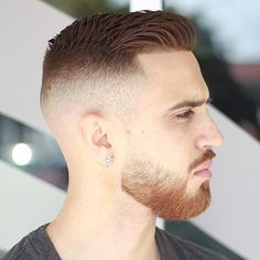 High And Tight With Line Up