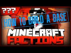 Minecraft FACTIONS - How To Build a GOD Base ( Minecraft Faction Server ) - http://dancedancenow.com/minecraft-lan-server/minecraft-factions-how-to-build-a-god-base-minecraft-faction-server/