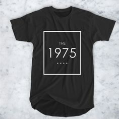 cool The 1975 Basic Logo T-Shirt for Men and Women