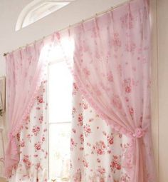 French country curtains