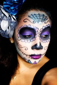 15 Party-Ready Halloween Makeup Ideas | An, Videos and Halloween ...