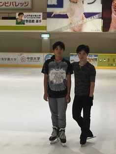 2016 Uno Brothers Japanese Figure Skater, Skate Man, Shoma Uno, Ice Skaters, Hanyu Yuzuru, Mans World, Figure It Out, Sport Girl, Figure Skating