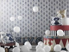 Bengtsson for Save the Children - Nordic Design Scandinavian Interior Design, Nordic Design, Design Your Own Wallpaper, House Of Philia, Dog Wallpaper, Save The Children, Business Design, Lisa, Interior Decorating