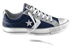 Dallas Cowboys Inspired Converse Shoes