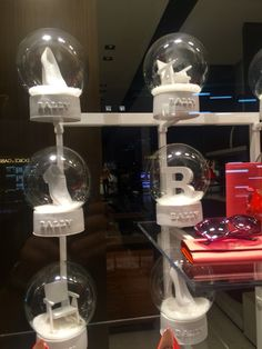 LK By Lincoln Keung: BALLY Window Display - PACIFIC PLACE - Hong Kong