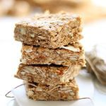 The recipe Ive made most in the last month these chaispiced almond granola bars I cant get enough of them You know theyre a good snack when you crave them for breakfast snack AND dessert  Happy Thursday folks were almost to the weekend