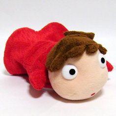 Ponyo Ponyo~ Waahhh I want! The most adorable goldfish in the world! :)