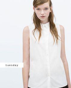 #zaradaily #tuesday #trf #shirts