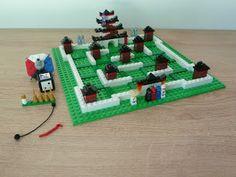 Totobricks: LEGO 3856 LEGO BOARD GAMES Ninjago : The Board Gam... Lego Board Game, Board Games, Clash Of Clans, Boards, Fun, Games, Planks, Tabletop Games, Table Games