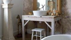 lantliga badrumsinredningar - Sök på Google Changing Table, Decor, Furniture, Table, Home, Entryway Tables, Entryway, Home Decor