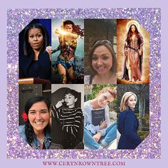 Who would be the seven women who inspire you and why? The Circle of Seven puts you among them to create the life you want. Here's mine: • JK Rowling • Michelle Obama • Audrey Hepburn • Emma Watson • Lisa Lister • Mary Magdalene Who's yours?!💜💖xx
