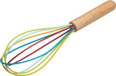Children's Silicone Whisk - Coloured - £3.73