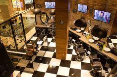 barbearias americanas - Pesquisa Google