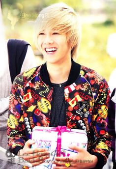 lee hong ki I'm like in love and that smile