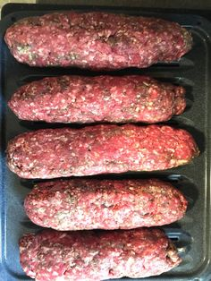 Bubba tried something new with his summer sausage. I didn't think it could be improved; however, he added pork to th...