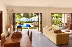 Terrace Villa, direct access to the lovina beach. The Lovina, beach resort and spa at Lovina, Bali