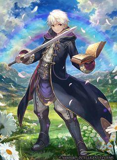 Robin / Daraen - Fire Emblem