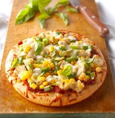 Get your veggies mixed with pizza, pasta, salads, frittata and more. Our meatless main dishes are good for you -- and packed with flavor.