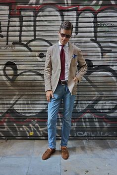 Well Dressed Man: Archive