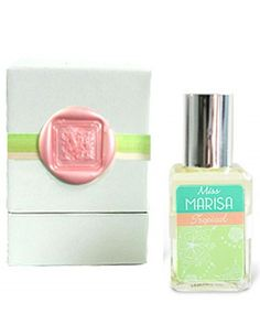 Miss Marisa Tropical perfume. So want to try this!