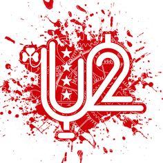U+2 Logo Splash Variation