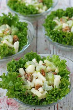 Waldorf-saláta recept