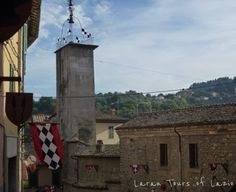 Soriano nel Cimino - by LaranTours of Lazio. A lovely mountain town not far from Viterbo and surrounded by forests.