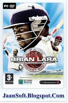 Brian Lara International Cricket 2007 PC Game Download