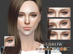 The Sims Resource: Stealthic Summer Haze ahir retextured by Genius666 - Sims 4 Hairs - http://sims4hairs.com/the-sims-resource-stealthic-summer-haze-ahir-retextured-by-genius666/