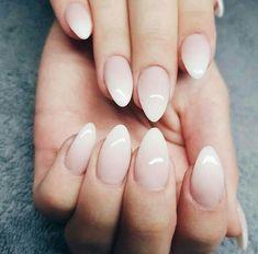 Gelnagel Natur Glitzer Nails Nails Gel Nails Und Nail Art