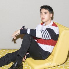 Image uploaded by IN WORLD K-POP. Find images and videos about exo, d.o and kyungsoo on We Heart It - the app to get lost in what you love. Kyungsoo, Exo Chanyeol, K Pop, D O Exo, Exo 2014, Kim Joon Myeon, Chansoo, Xiuchen, Kim Min Seok