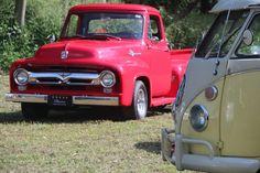 Ford F100 e VW Kombi, Carros Casamentos