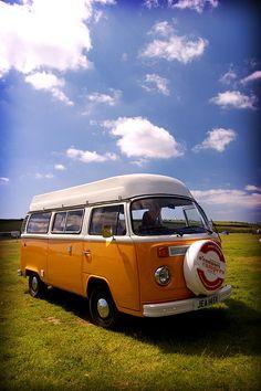 VW Camper ♥♥♥