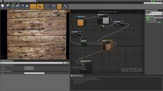 Ue4: advanced materials (Ep. 19 manipulating textures)