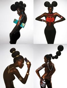 cool African hair-dos!