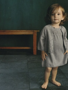 Tiny cashmere knits for baby! #style #fashion #design
