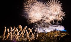 Hogmanay is Edinburgh's famous New Year's party, attracting more than 40,000 people each year. Here's the low down on one of the world's biggest events.