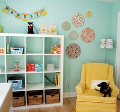 peinture chambre bébé mixte | Chambre bébé | Pinterest | Idee deco ...