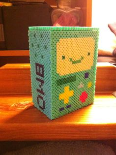 Bmo I'm not going to make this but I love BMO so much. I wish my Wii U gamepad could just be BMO