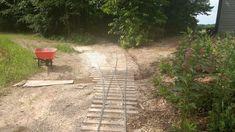 Live Steam Locomotive, Oak Hill, Trains, Building, Places, Garden, Outdoor Decor, Shop, Diy
