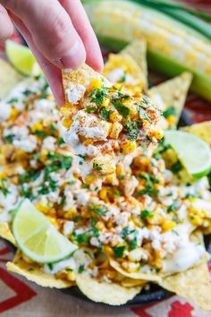 Love the fresh, exotic flavors of street food when you travel? Here are 28 popular street food ideas & recipes to make at home! Mexican Dishes, Mexican Food Recipes, Vegetarian Recipes, Cooking Recipes, Healthy Recipes, Mexican Corn Dip, Mexican Street Corn Salad, Veg Dishes, Asian Recipes