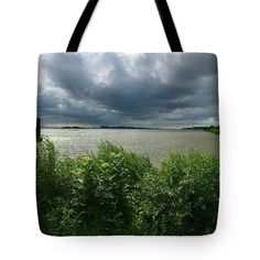Hamburg-blankenese-elbe Tote Bag by Marina Usmanskaya.  The tote bag is machine washable, available in three different sizes, and includes a black strap for easy carrying on your shoulder.  All totes are available for worldwide shipping and include a money-back guarantee.