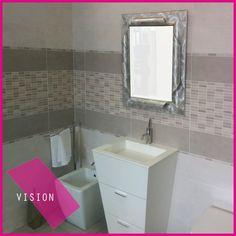 Collezione VISION di #abkemozioni per il vostro #bagno! #bathroom #ceramica #cool #gres #ceramics #tiles #tile #wall #decor #design
