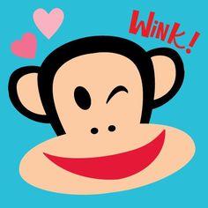 Paul Frank, wink ;)